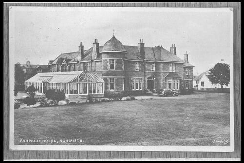 Panmure Hotel, Monifieth.