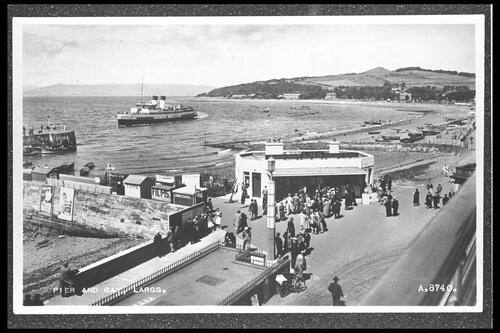Pier and Bay, Largs.