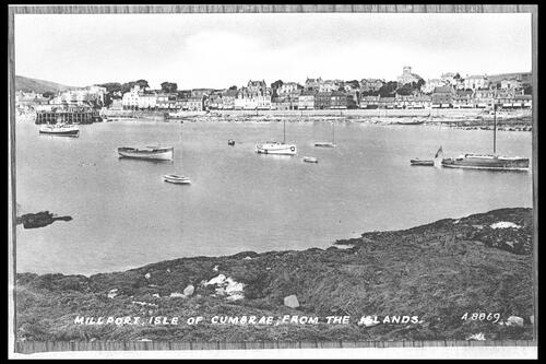 Millport, Isle of Cumbrae.