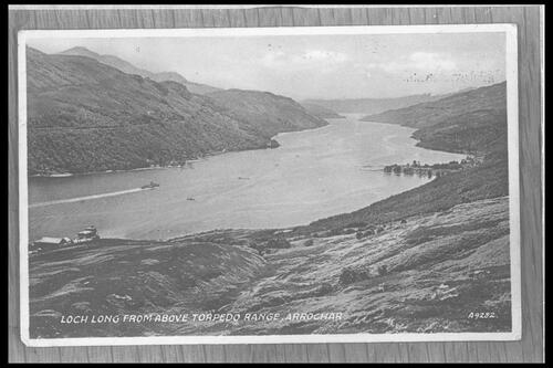 Loch Long, Arrochar.