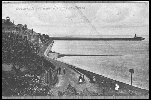 Promenade, Berwick-on-Tweed.