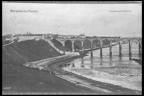 Berwick-on-Tweed.