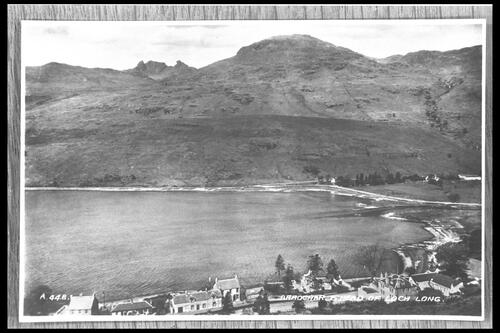 Arrochar & Head of Loch Long.