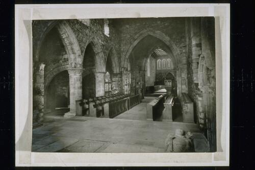 Iona Cathedral (interior).