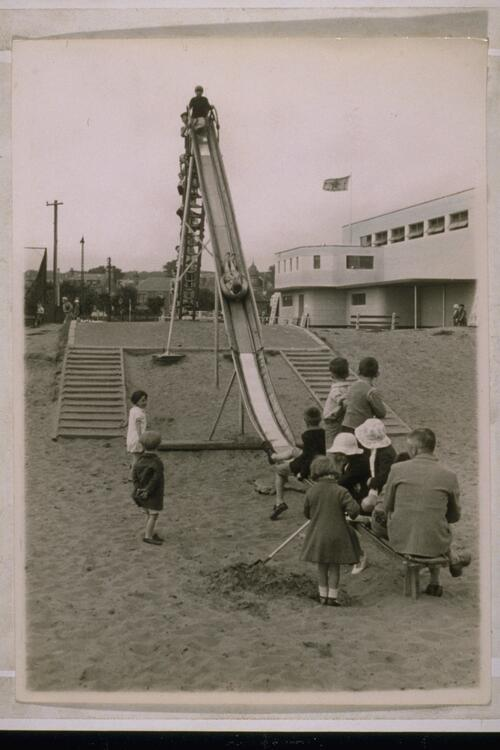 The Slide, Carnoustie.