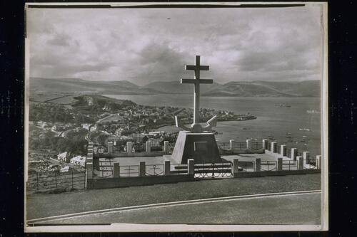 The French Memorial, Greenock.