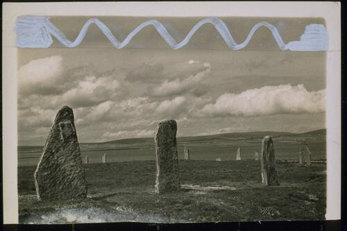 A Stone Circle, Ring of Brodgar.