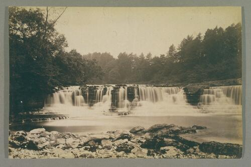 Aysgarth Middle Fall.