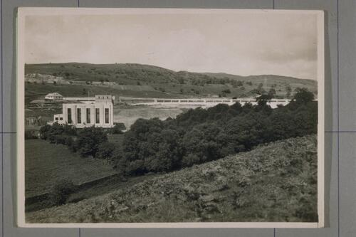 Carsfad Power Station, Dalry.