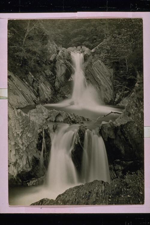 Falls of the Mynach.