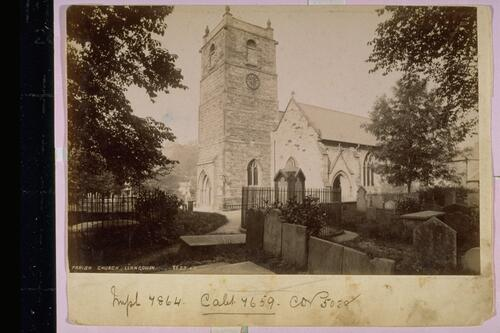 Parish Church, Llangollen.