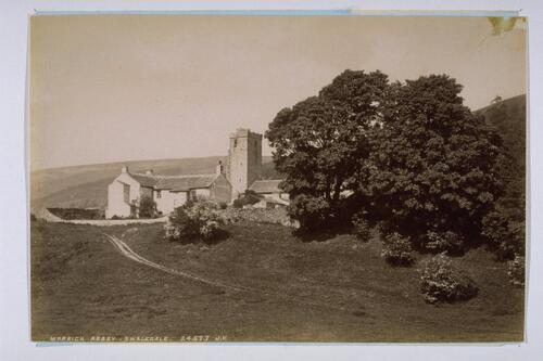 Marrick Abbey, Swaledale.