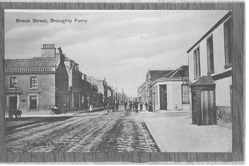 Brook Street, Broughty Ferry.
