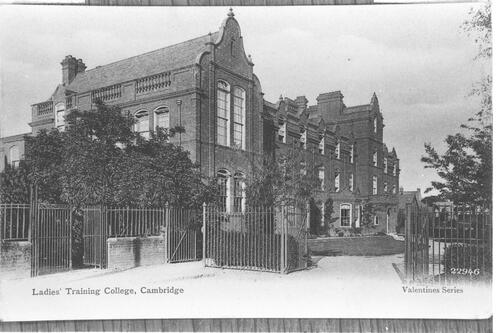 Ladies' Training College.