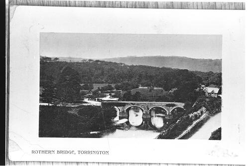 Rothern Bridge, Torrington.