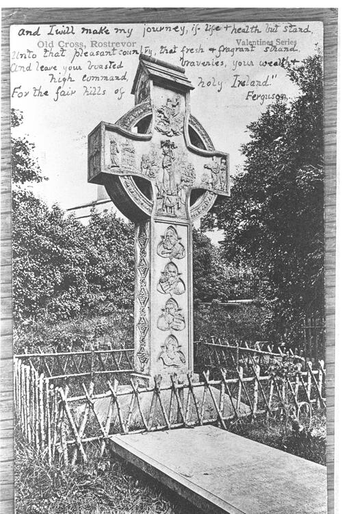 Old Cross, Rostrevor.