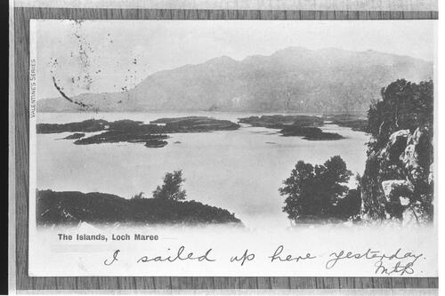 The Islands, Loch Maree.