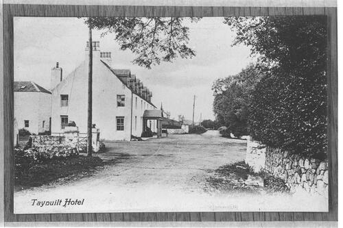 Taynuilt Hotel.