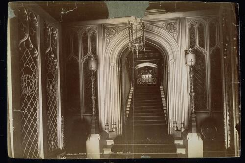 Staircase, House of Commons.
