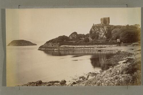 Dunolly Castle, Oban.