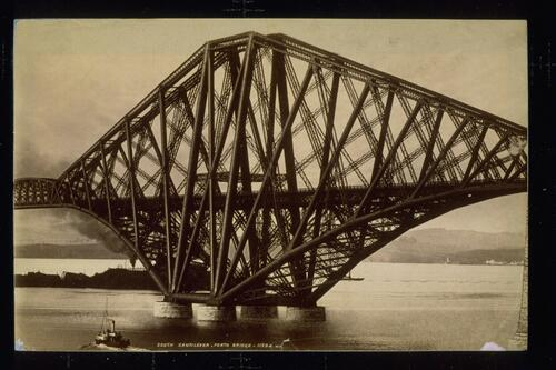 South Cantilever, Forth Bridge.