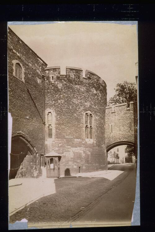 Wakefield and Bloody Towers, The Tower of London.