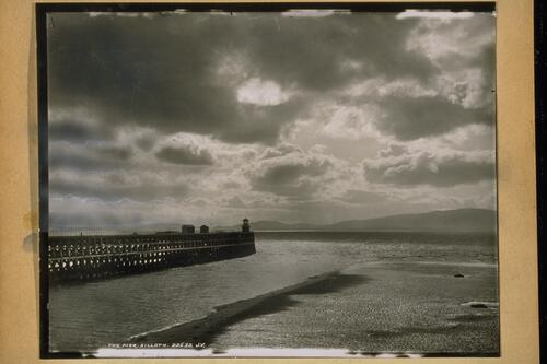 The Pier, Silloth.