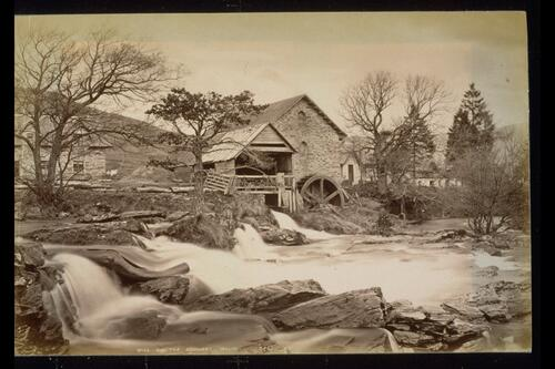 Mill on the Dochart.