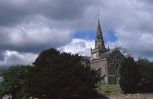 Largo Kirk [from East]