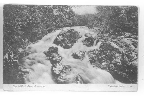 The Miller's Linn, Inveraray.