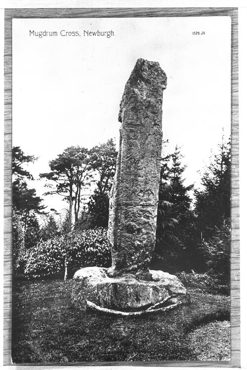 Mugdrum Cross, Newburgh.