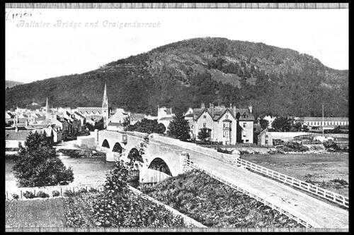 Ballater Bridge & Craigendarrach