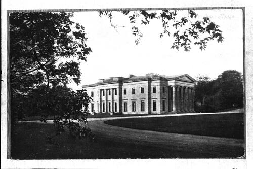 Camperdown House.
