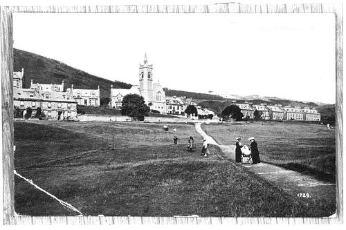 On the Links, Burntisland,