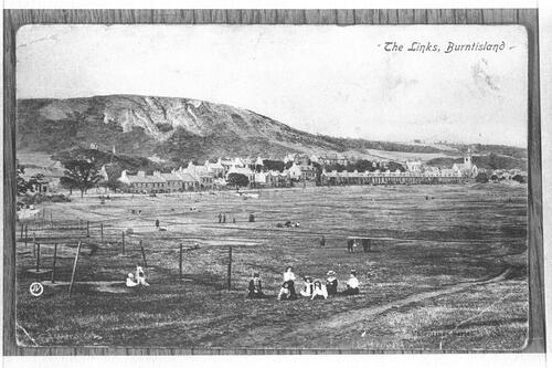 The Links, Burntisland.