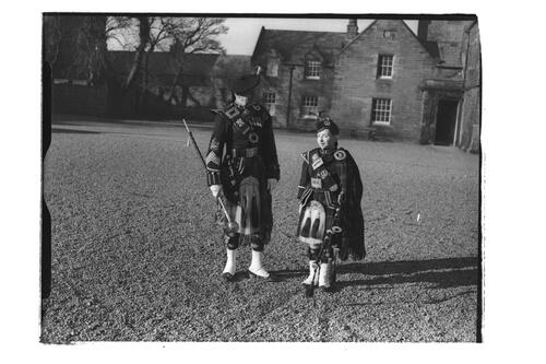 Pipers, South St, St Andrews.