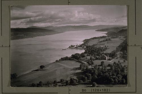 Inveraray and Loch Fyne.