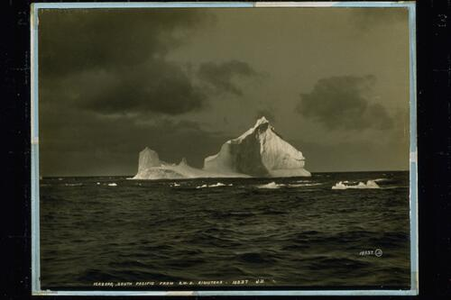 Iceberg, South Pacific.