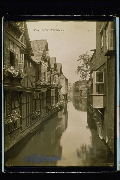 River Stour, Canterbury.