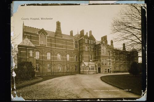 County Hospital, Winchester.