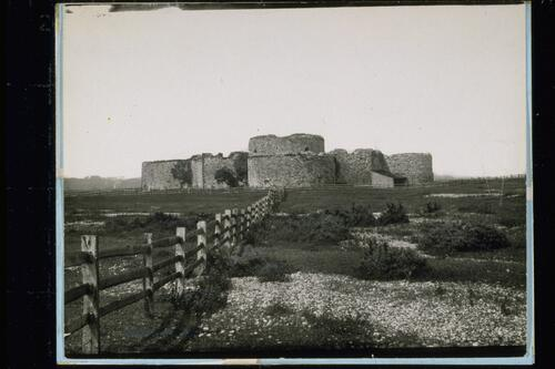 Camber Castle.