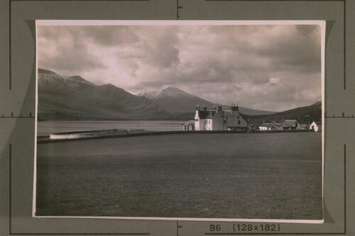 Hotel and Kyle of Durness.