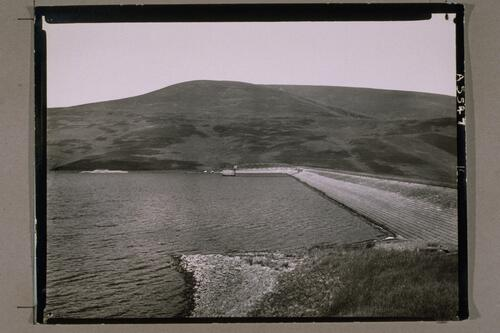 Lyne Reservoir, West Linton.