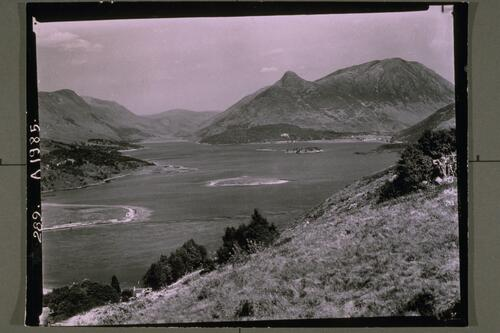 Loch Leven from Ballachulish.
