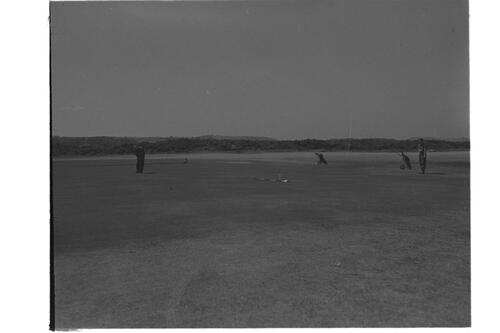 Watering, Old Course, St Andrews