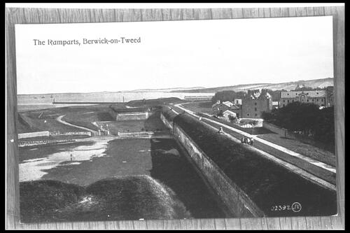 Ramparts, Berwick-on-Tweed.