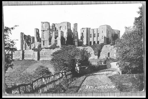 Kenilworth Castle.
