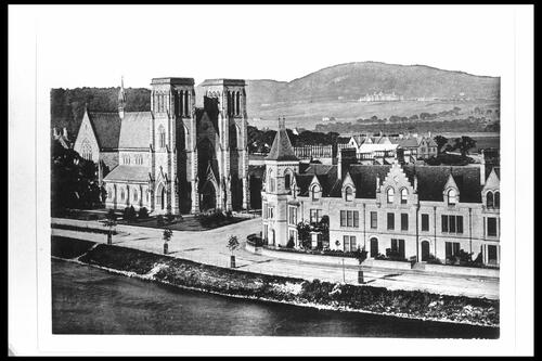 Inverness Cathedral.