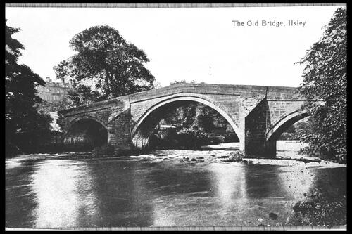 The Old Bridge, Ilkley.