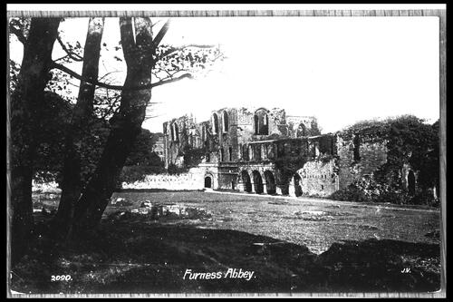 Furness Abbey.